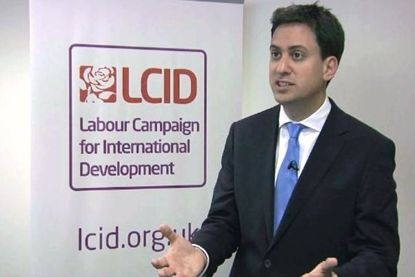 Ed speaks to LCID