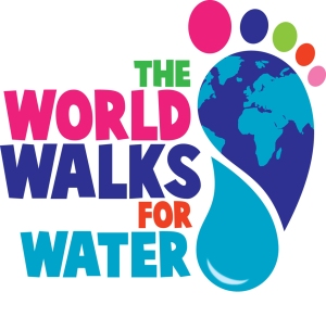 World Walks for Water logo
