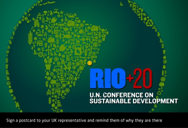 Send a postcard to the government, remind them why they are at Rio