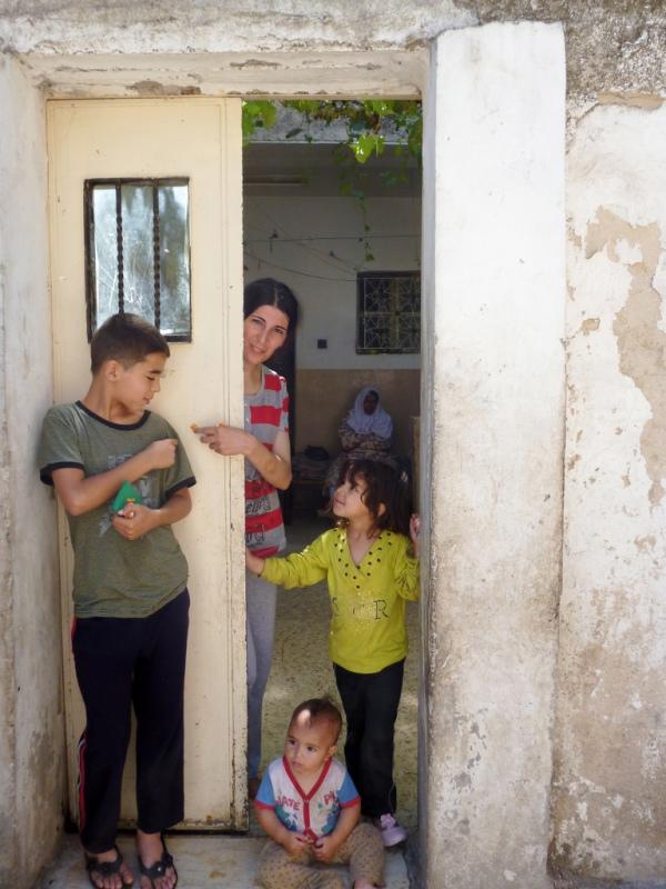 Am'ari Refugee Camp