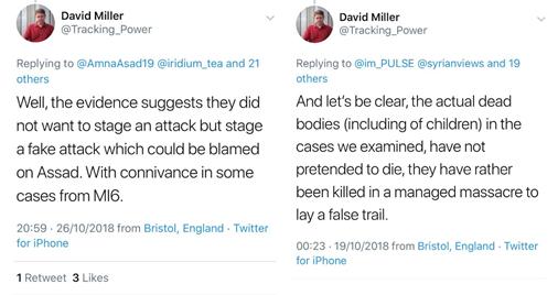 Diane Abbott letter tweets of Miller